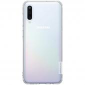 Husa TPU Nillkin Antisoc pentru Samsung Galaxy A50 A505 / Samsung Galaxy A50s A507 / Samsung Galaxy A30s A307, Transparenta, Blister