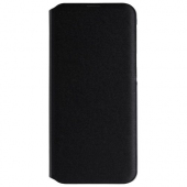 Husa Samsung Galaxy A20e, Wallet Cover, Neagra, Blister EF-WA202PBEGWW