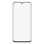 Folie Protectie Ecran Blueline pentru Samsung Galaxy A70 A705, Sticla securizata, Full Face, Full Glue, Neagra