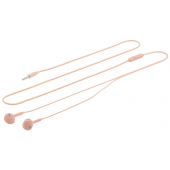 Handsfree Casti In-Ear Tellur Fly, Cu microfon, 3.5 mm, Roz, Blister TLL162172