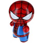 Mini Boxa Bluetooth Marvel Spider Man, Multicolor, Blister