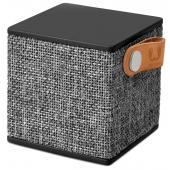 Boxa portabila Bluetooth Fresh'n Rebel Rockbox Cube, Gri