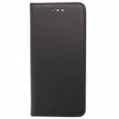 Husa Piele OEM Smart Magnet pentru Samsung Galaxy A10 A105, Neagra, Bulk