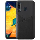 Husa Piele - TPU OEM Ultra-thin Soft pentru Samsung Galaxy A40 A405, Neagra
