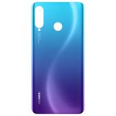 Capac Baterie Bleu Huawei P30 lite (Versiune 48 MP)