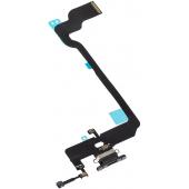 Banda Cu Conector Incarcare / Date - Microfon Negru Apple iPhone XS