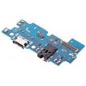 Placa Cu Conector Incarcare / Date - Conector Audio - Microfon Samsung Galaxy A50 A505