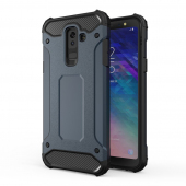Husa Plastic - TPU OEM Tough Armor pentru Samsung Galaxy A50 A505 / Samsung Galaxy A50s A507 / Samsung Galaxy A30s A307, Bleumarin, Bulk