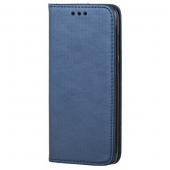 Husa Piele OEM Smart Magnet pentru Samsung Galaxy A20e, Bleumarin, Bulk