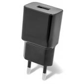 Incarcator Retea cu cablu MicroUSB Setty 1A, Negru