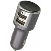 Modulator FM Bluetooth Forever TR-340, Telecomanda, 2 x USB, Negru, Blister