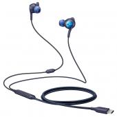 Handsfree Casti In-Ear Samsung AKG EO-IC500, ANC, Cu microfon, USB Type-C, Negru EO-IC500BBEGWW