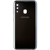 Capac Baterie Negru Samsung Galaxy A20e