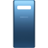 Capac Baterie Samsung Galaxy S10 G973, Albastru (Prism Blue)