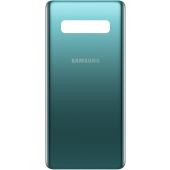 Capac Baterie Verde (Prism Green) Samsung Galaxy S10 G973