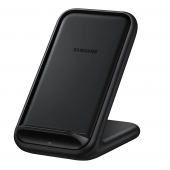 Incarcator Retea Wireless Samsung EP-N5200, Fast Wireless, 15W, Negru EP-N5200TBEGWW