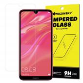 Folie Protectie Ecran WZK pentru Huawei Y7 Prime (2019), Sticla securizata