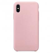 Husa TPU OEM Pure Silicone pentru Apple iPhone XR, Roz