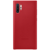 Husa Piele Samsung Galaxy Note 10+ N975 / Note 10+ 5G N976, Leather Cover, Rosie EF-VN975LREGWW