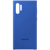 Husa TPU Samsung Galaxy Note 10+ N975 / Note 10+ 5G N976, Albastra, Blister EF-PN975TLEGWW