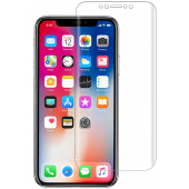 Folie Protectie Ecran Mietubl Apple iPhone XS Max, Plastic, Full Face, Hydrogel Film 0.15mm, Blister