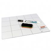 Tabla magnetica service JAKEMY JM-Z09, 25cm x 20cm