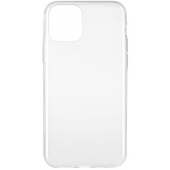 Husa TPU OEM Slim pentru Apple iPhone 11 Pro Max, Transparenta, Bulk