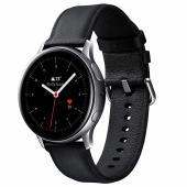 Ceas Bluetooth Samsung Galaxy Watch Active2, Stainless, 44mm, Argintiu, Blister Original SM-R820NSSAROM