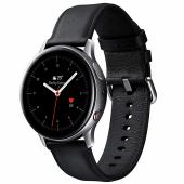 Ceas Bluetooth Samsung Galaxy Watch Active2, Stainless 40mm, Argintiu, Blister Original SM-R830NSSAROM