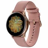 Ceas Bluetooth Samsung Galaxy Watch Active2, Stainless 40mm, Auriu, Blister Original SM-R830NSDAROM