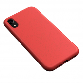 Husa TPU OEM Starry pentru Apple iPhone XR, Rosie, Bulk