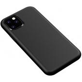 Husa TPU OEM Starry pentru Apple iPhone 11, Neagra, Bulk