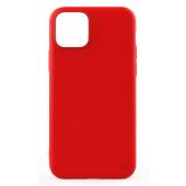 Husa TPU Tellur Soft Silicone pentru Apple iPhone 11 Pro, Rosie, Blister TLL121146
