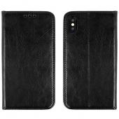 Husa Piele OEM Special Book pentru Samsung Galaxy A10 A105 / Samsung Galaxy M10, Neagra, Bulk