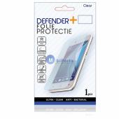 Folie Protectie Ecran Defender+ Samsung Galaxy Note 10+ N975 / Note 10+ 5G N976, Plastic, Full Face