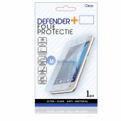 Folie Protectie Spate Defender+ Samsung Galaxy Note 10+ N975 / Note 10+ 5G N976, Plastic, Full Face, Blister