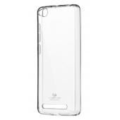 Husa TPU Goospery Mercury Jelly pentru Apple iPhone 11, Transparenta, Blister