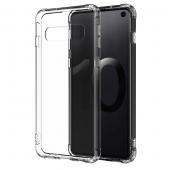 Husa TPU OEM Antisoc pentru Apple iPhone 11 Pro, Transparenta, Bulk