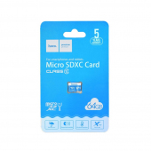 Card Memorie MicroSDXC HOCO, 64Gb, Clasa 10, Blister