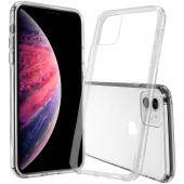 Husa TPU Nevox pentru Apple iPhone 11, StyleShell FLEXSHOCK, Transparenta, Blister