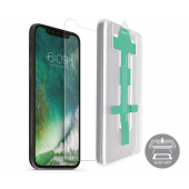Folie Protectie Ecran Nevox pentru Apple iPhone XS Max, Sticla securizata, 3D, 0.33mm, Cu Rama ajutatoare, Blister