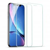 Folie Protectie Ecran ESR pentru Apple iPhone 11 Pro Max, Sticla securizata, set 2 bucati, Blister