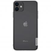 Husa TPU Nillkin Nature pentru Apple iPhone 11, Transparenta, Blister