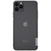 Husa TPU Nillkin Nature pentru Apple iPhone 11 Pro Max, Transparenta, Blister