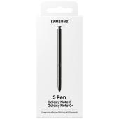 Creion S-Pen Samsung Galaxy Note 10 N970 / Galaxy Note 10+ N975 / Galaxy Note 10+ 5G N976 EJ-PN970BBEGWW Negru Blister Original