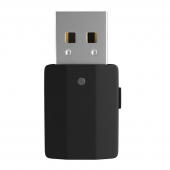 Receptor / Transmitator Bluetooth OEM BT600, USB, 3.5 mm, Negru