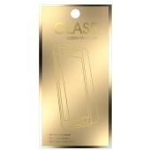 Folie Protectie Ecran OEM pentru Samsung Galaxy A40 A405, Sticla securizata, Gold Edition, Blister