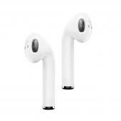 Handsfree Casti Bluetooth Borofone BE21 PLUS, SinglePoint, Alb, Blister