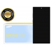 Display - Touchscreen Cu Rama Negru (Aura Black) Samsung Galaxy Note 10 N970 GH82-20818A