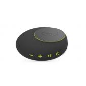 Boxa Bluetooth Goui Sambi cu incarcare Fast Wireless 10W (QI) si baterie externa, Neagra, Blister G-SPEEKERWIRE4-K